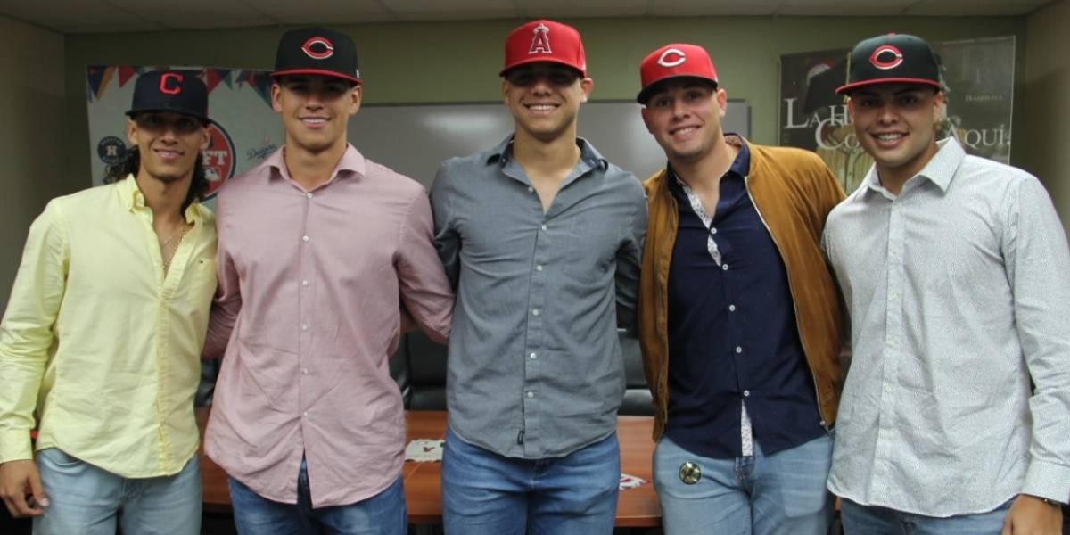 Puerto Rico Baseball Academy & High School suma cuatro estudiantes y dos egresados en MLB Draft 2019