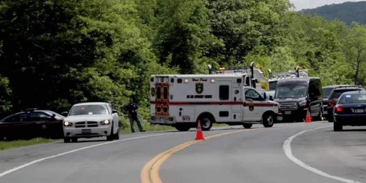 Un muerto y 22 heridos deja accidente en academia militar de EEUU