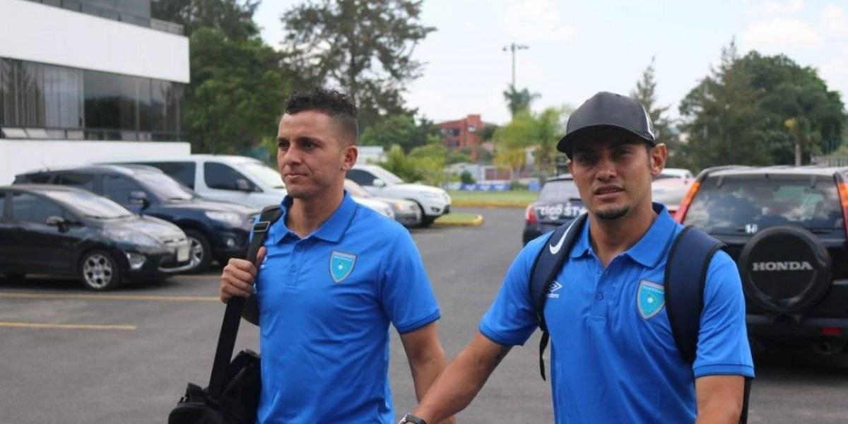 Seleccionados de Guatemala viajan a Paraguay para el debut de Amarini Villatoro con la bicolor