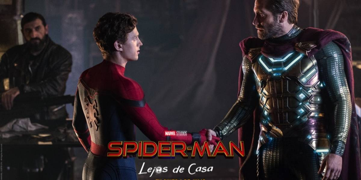 Spider-Man está en Bogotá
