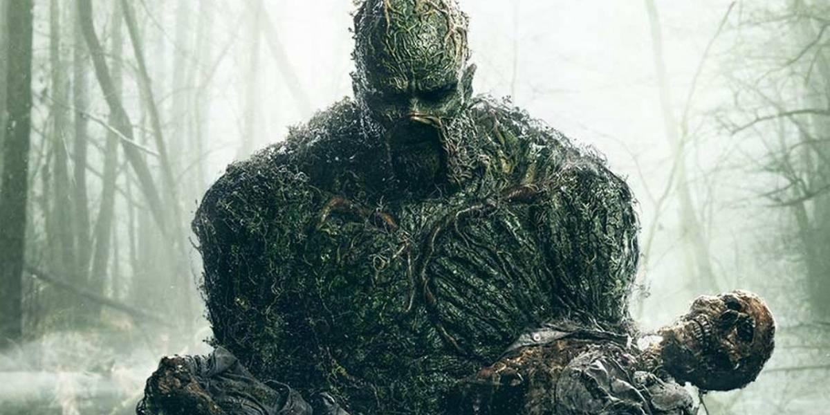 Swamp Thing, la nueva serie de terror de DC, ha sido cancelada a unos días de su estreno