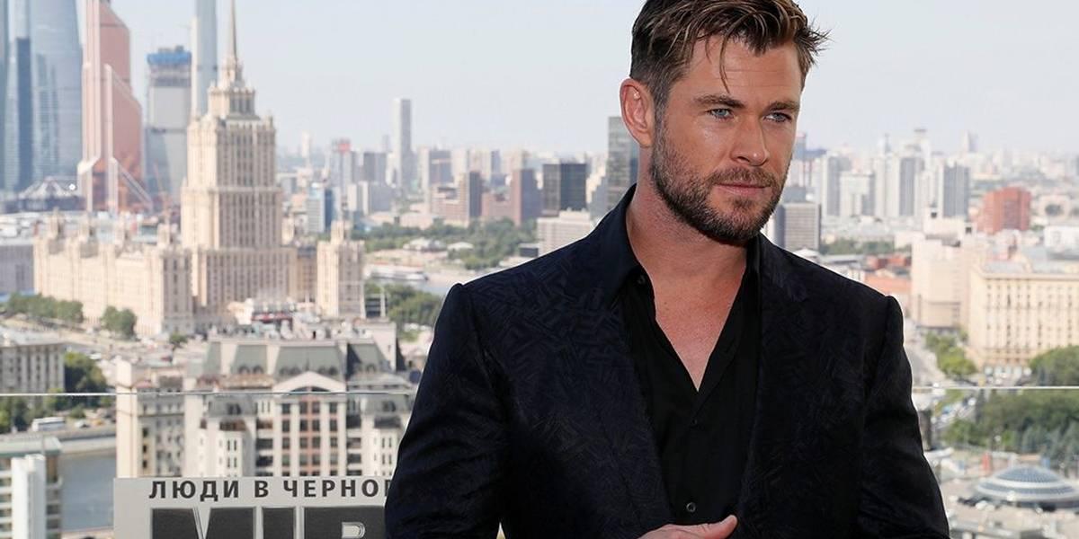 Chris Hemsworth diz que teve problemas financeiros antes de interpretar Thor