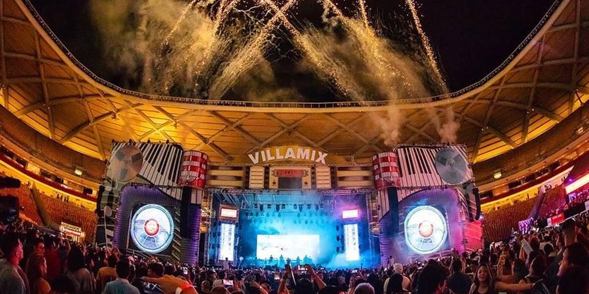 VillaMix Festival é adiado; saiba como recuperar o valor do ingresso