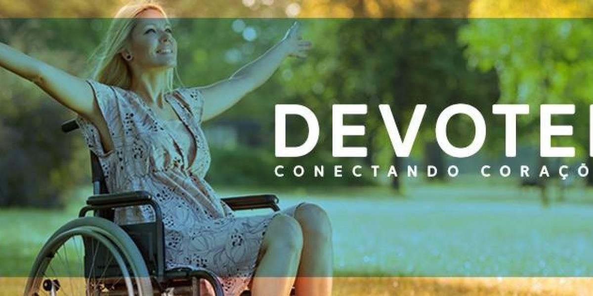 'Tinder' para pessoas com deficiência já supera mil usuários