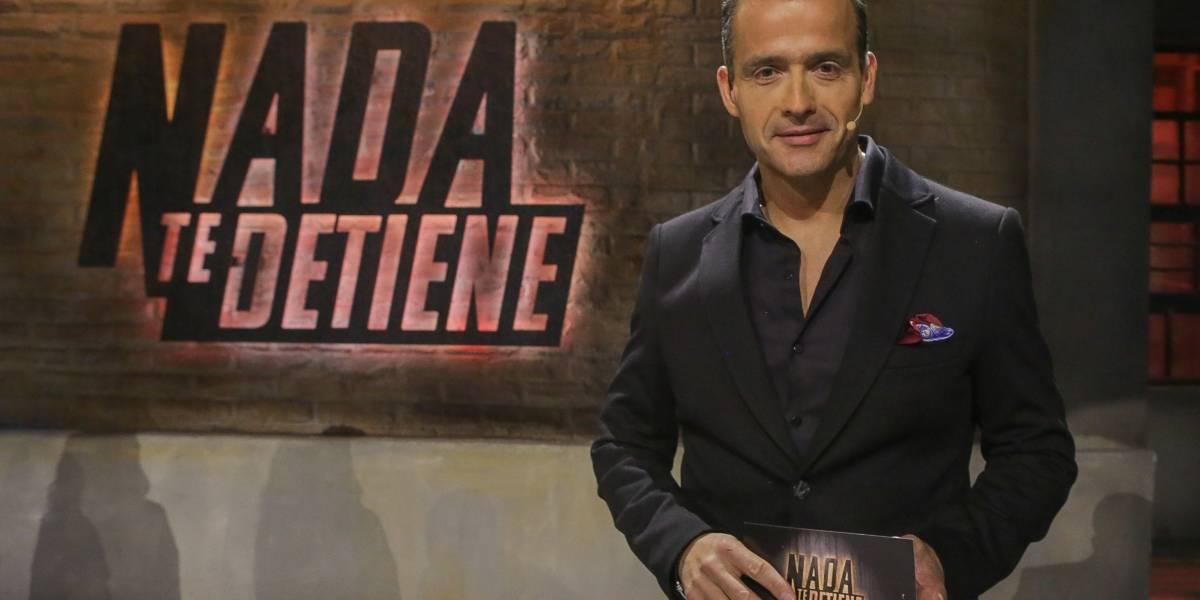 """""""Nada te detiene"""" tuvo frío debut y devolvió a TVN al cuarto lugar del prime"""