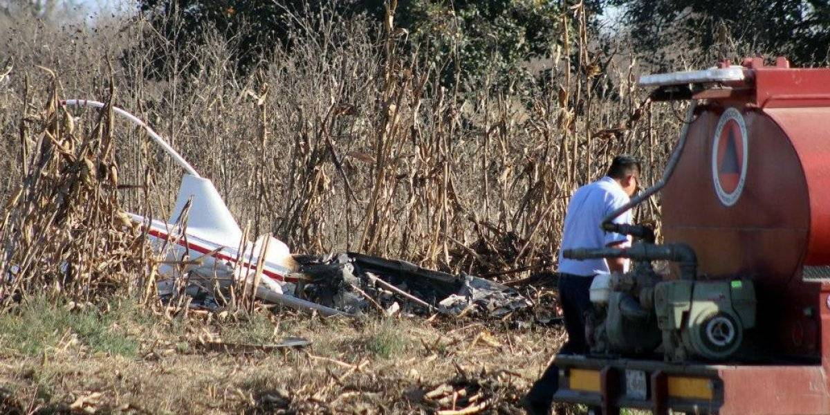 Helicóptero de Martha Erika Alonso no presentó fallas previo a accidente