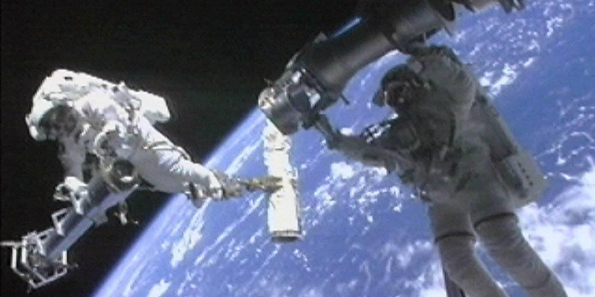 A juntar el vuelto del pan: 58 millones de dólares costará viajar a la Estación Espacial Internacional