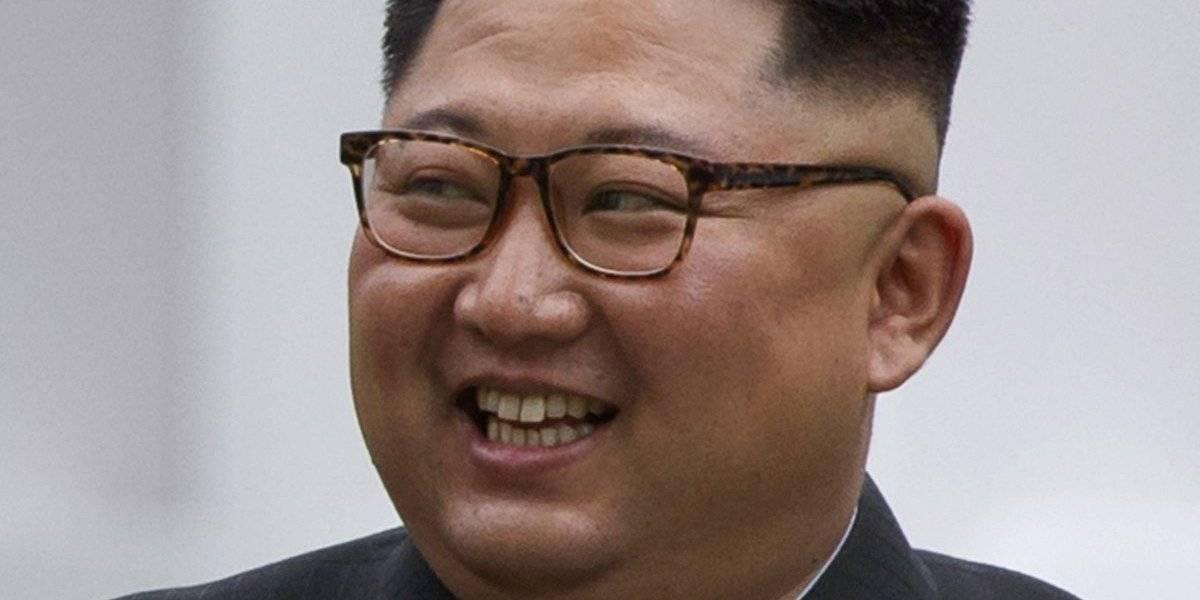 """Kim Jong-un supervisó sorpresiva """"nueva arma"""" y quedó muy satisfecho con su rendimiento"""