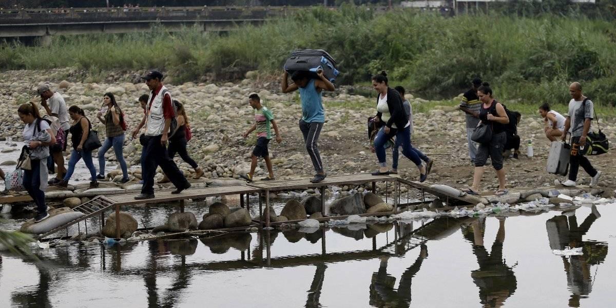 Ya son 4 millones los que han huido de la crisis en Venezuela