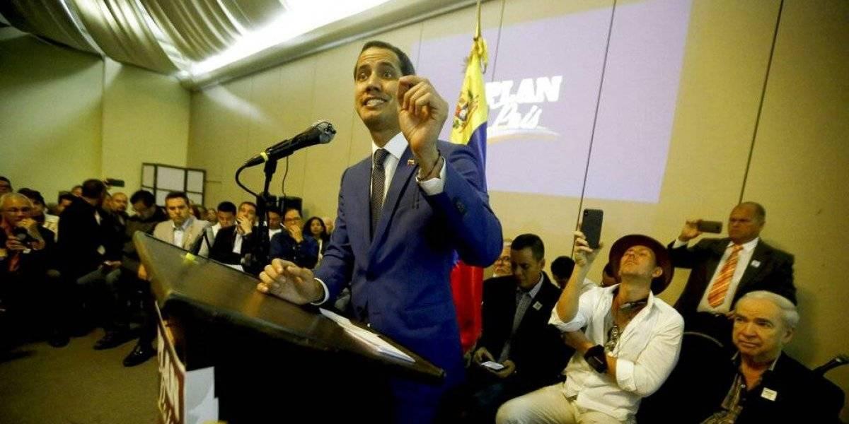 Guaidó niega nueva reunión con gobierno de Venezuela