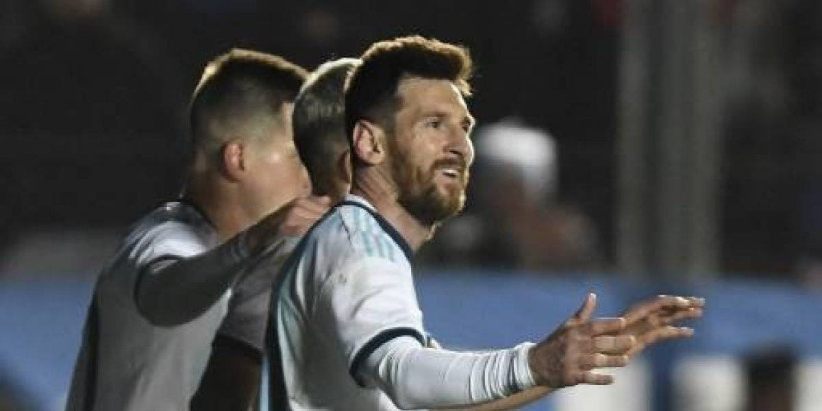 VIDEO. Messi acaba con Nicaragua en dos minutos, y Argentina toma confianza para Copa América
