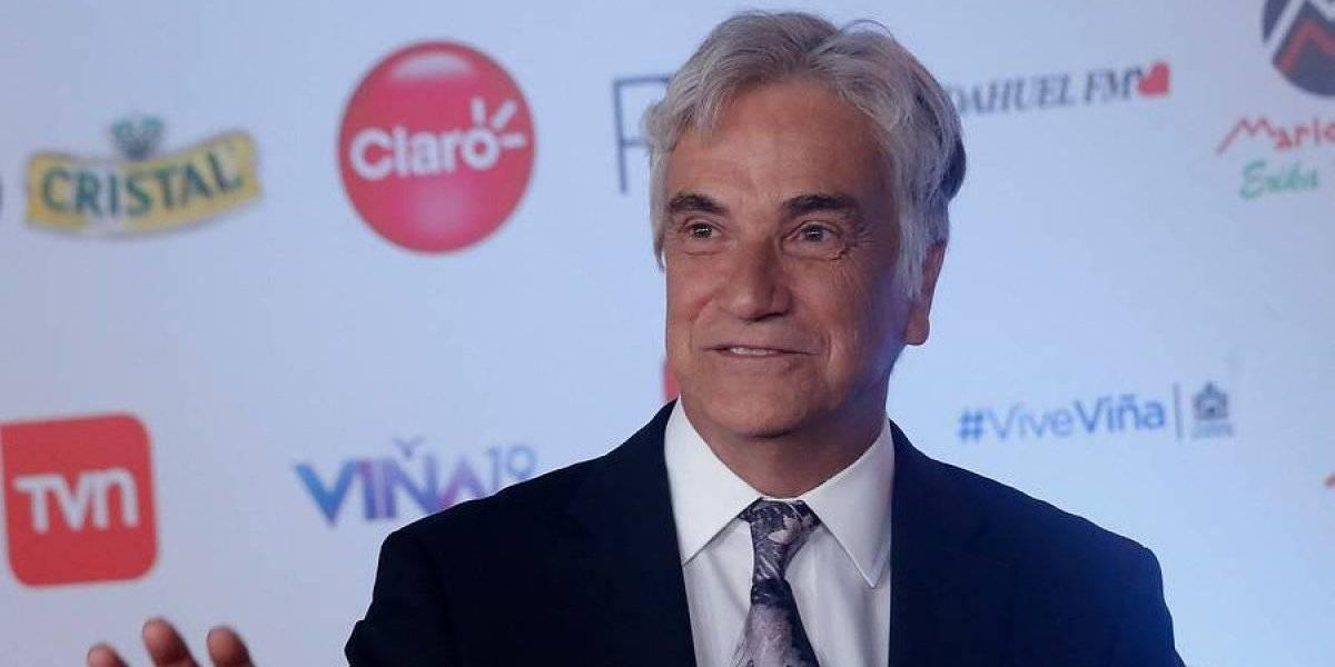 Francisco Reyes deja TVN luego de 30 años en su área dramática