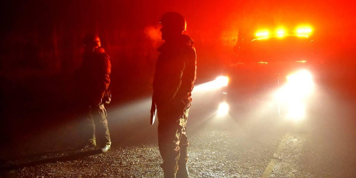 Los Sauces: nuevo atentado incendiario contra maquinaria forestal en La Araucanía