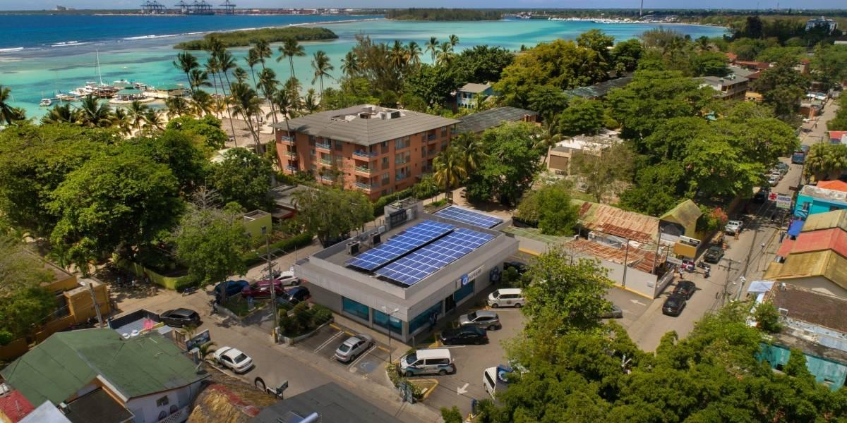 Naciones Unidas registra el proyecto de energía solar del Banco Popular