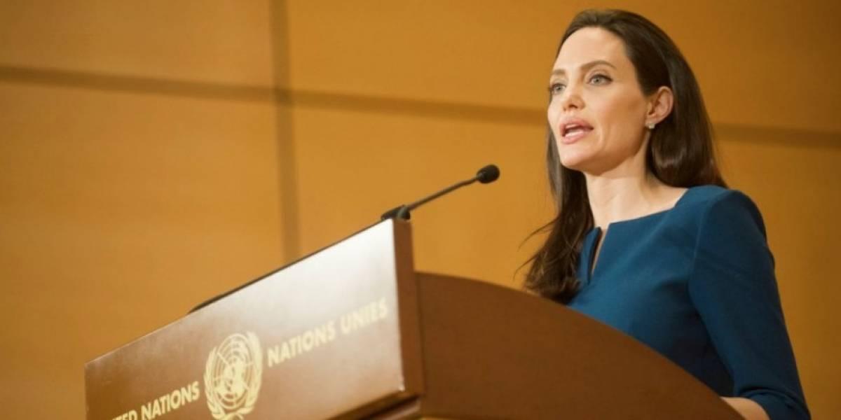 Angelina Jolie estará dos días en Colombia