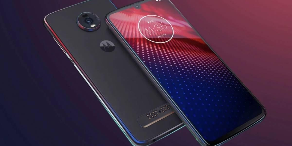 Tecnologia: Z4 da Motorola é oficial com câmera de 48 megapixels e suporte a módulo 5G