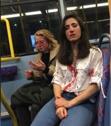 Pareja de lesbianas fue víctima de ataque homofóbico en autobús de Londres