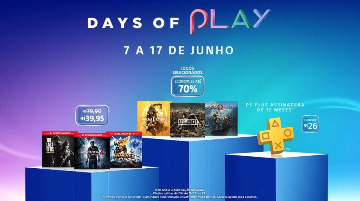 PlayStation Store - Days of Play