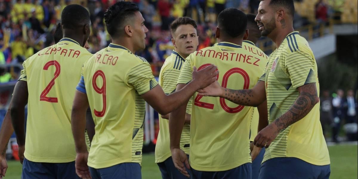 Perú será la última gran prueba de Colombia de cara a la Copa América 2019