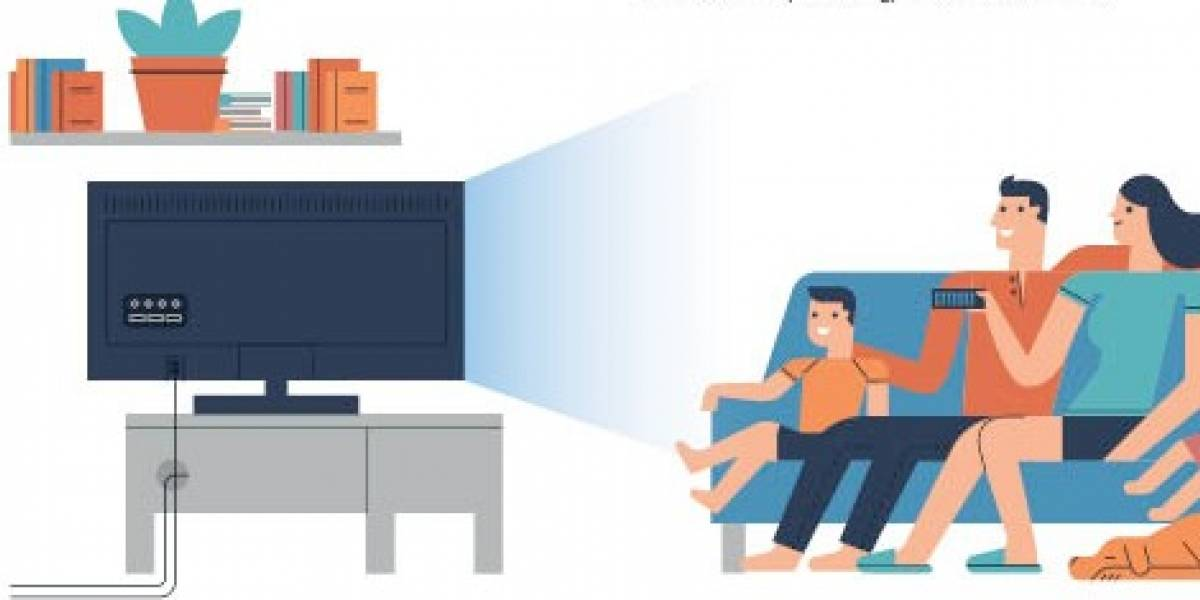 Radiografía al consumo en la TV por suscripción en Chile