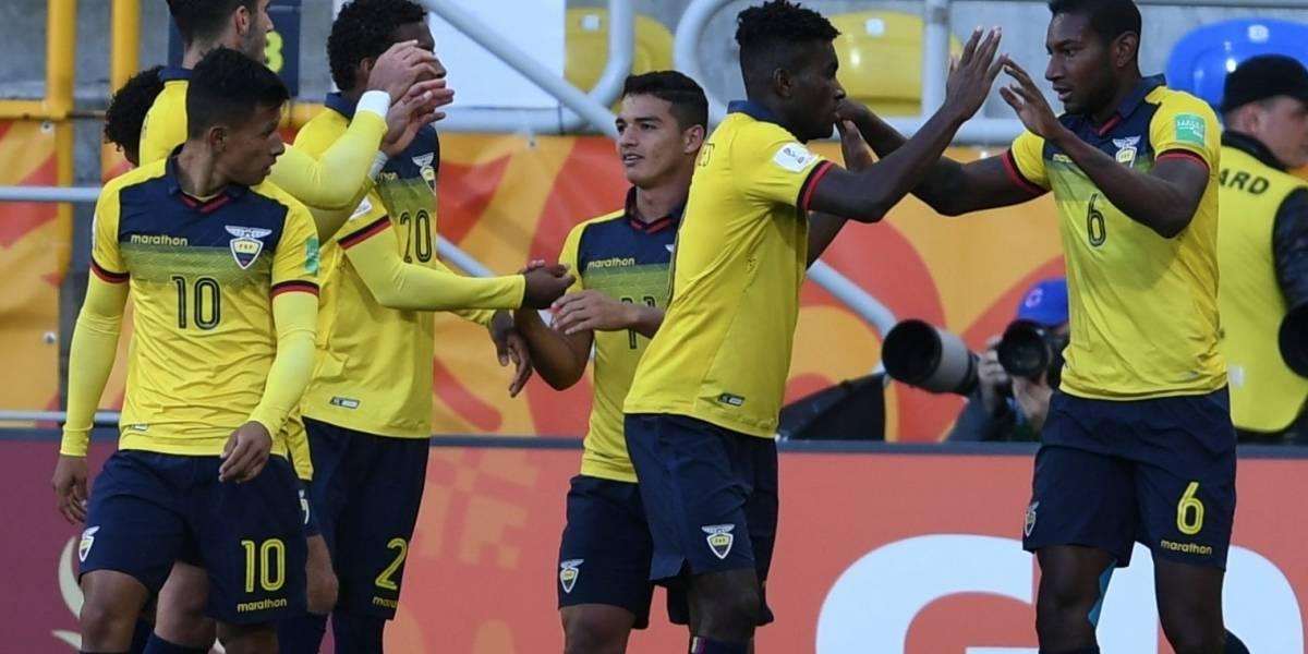 Ecuador, a sacar la cara por el continente ante Estados Unidos en el Mundial Sub-20