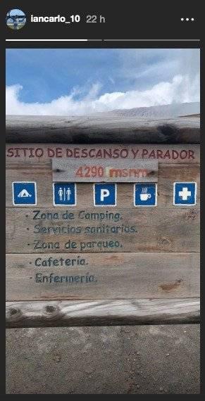 Ian Carlo Poveda en Colombia