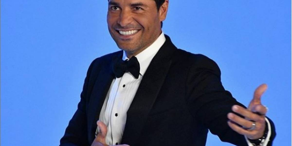 Mario Sabato lo logró, Chayanne cantó a Richard Carapaz