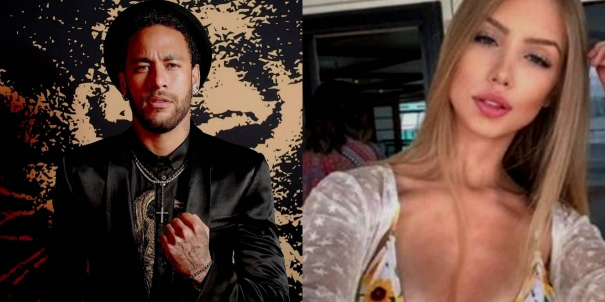 Sale a la luz conversación de WhatsApp entre Neymar y Najila