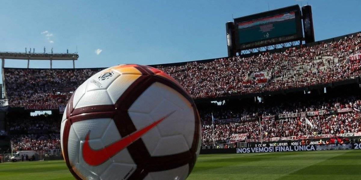 Habrá maratón de finales de futbol internacional el domingo 7 de julio