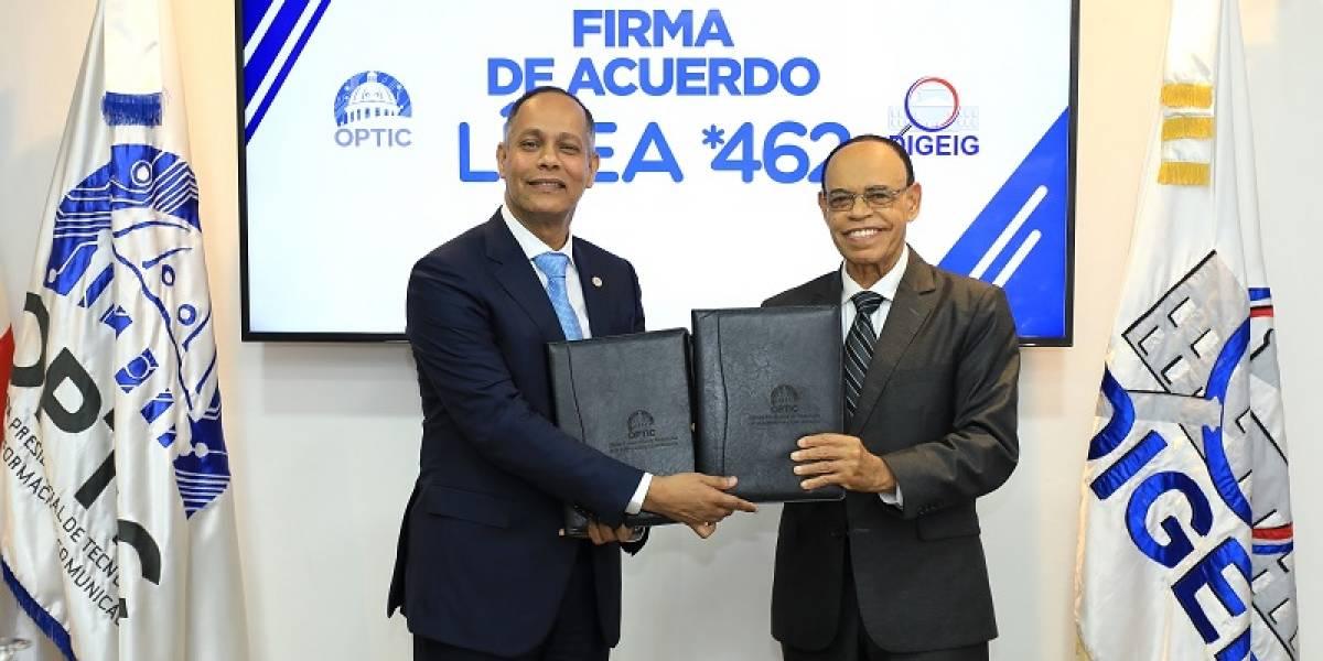 DIGEIG ofrecerá orientaciones de servicios a través de la Línea *462