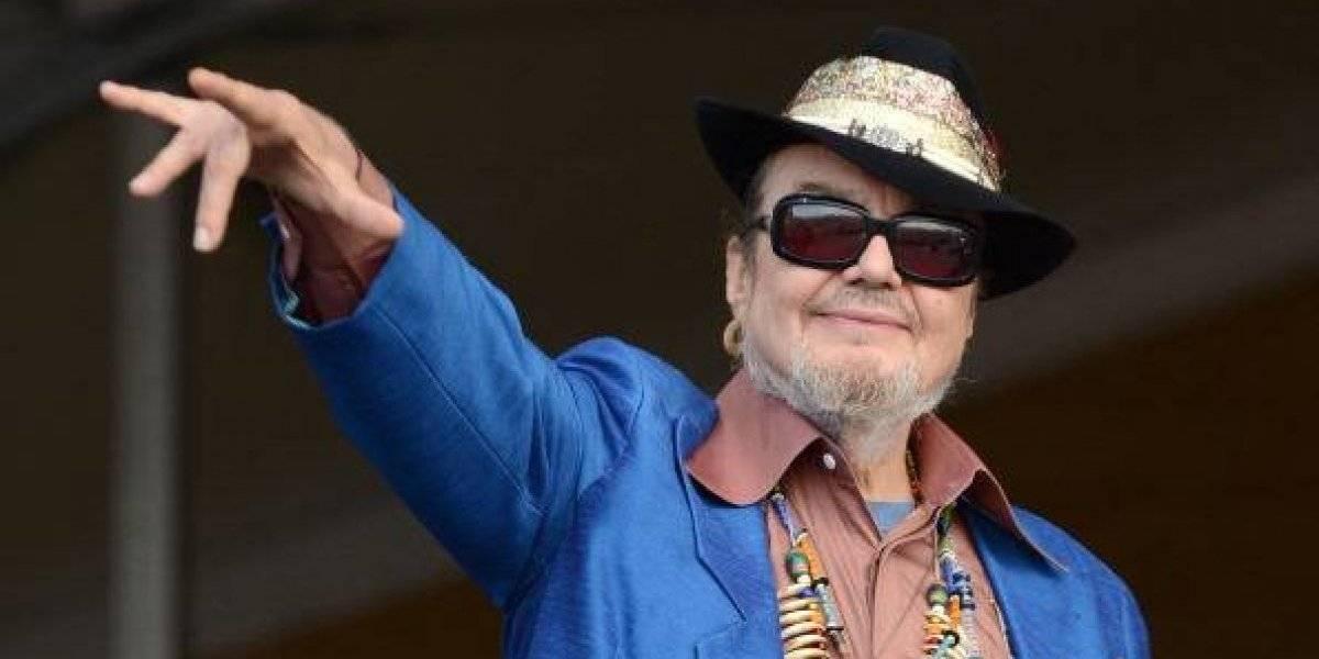 Muere el pianista Dr. John, emblema de la música de Nueva Orleans