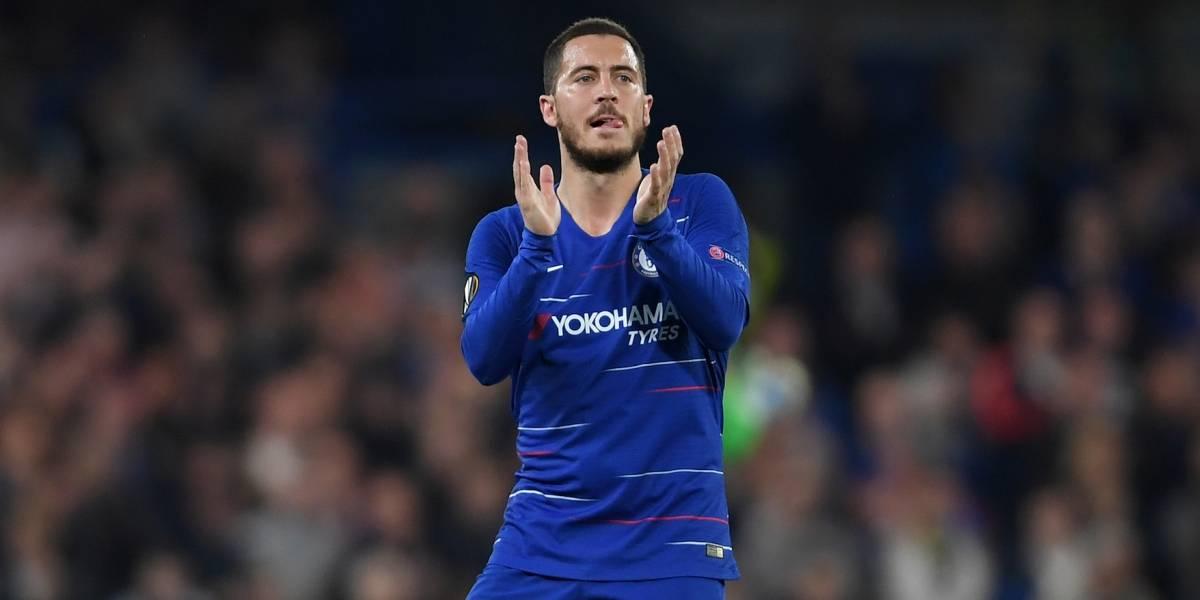 Hazard se despide del Chelsea con emotiva carta