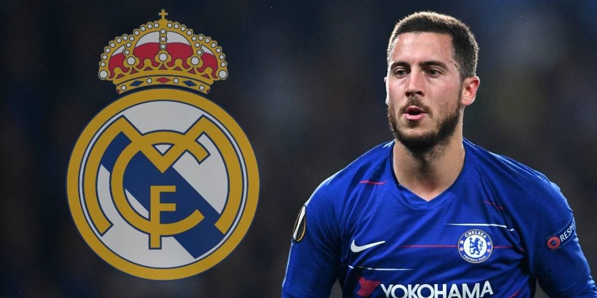 Real Madrid revela fecha de presentación de Eden Hazard