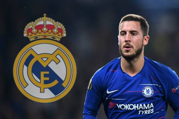 6fdd2098c Cuándo presentará el Real Madrid a Eden Hazard? | Publimetro México