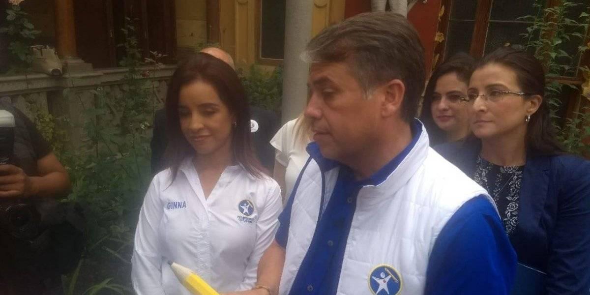 Edwin Escobar busca que el TSE revoque resolución que lo dejó fuera de la contienda