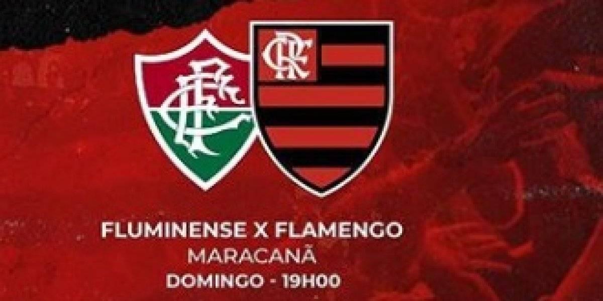 Campeonato Brasileiro 2019: como assistir ao vivo online ao jogo Fluminense x Flamengo