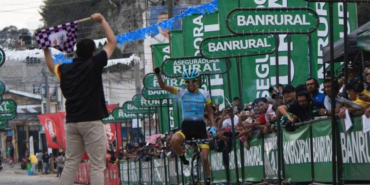 Vuelta Femenina: la etapa la ganó México pero Guatemala sueña con el título