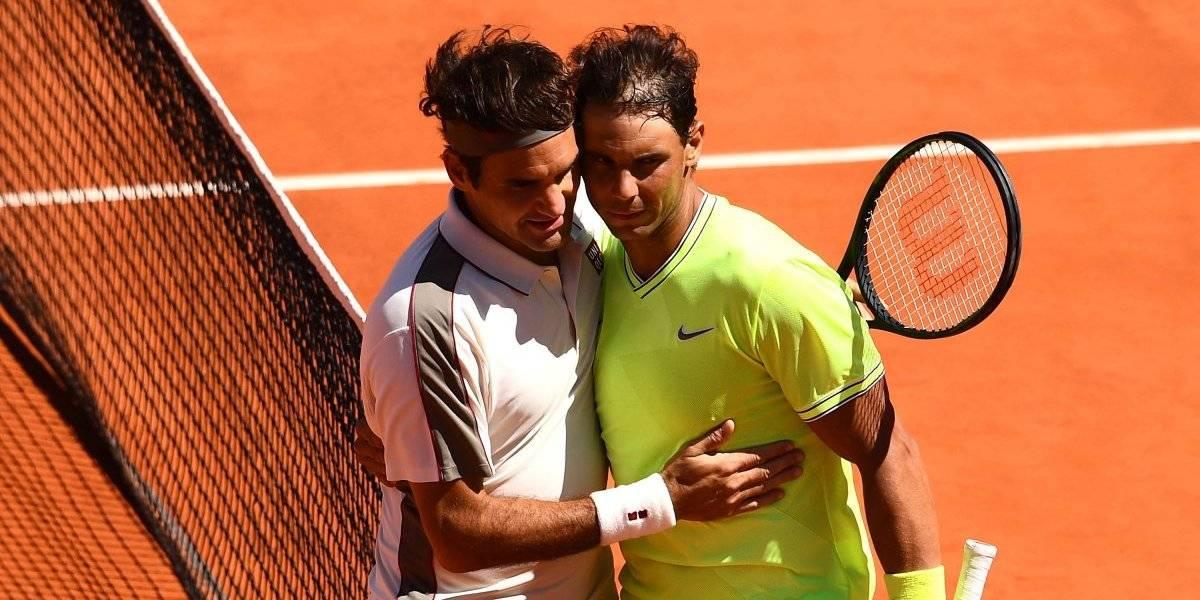 Nadal vence a Federer y avanza a la final del Roland Garros