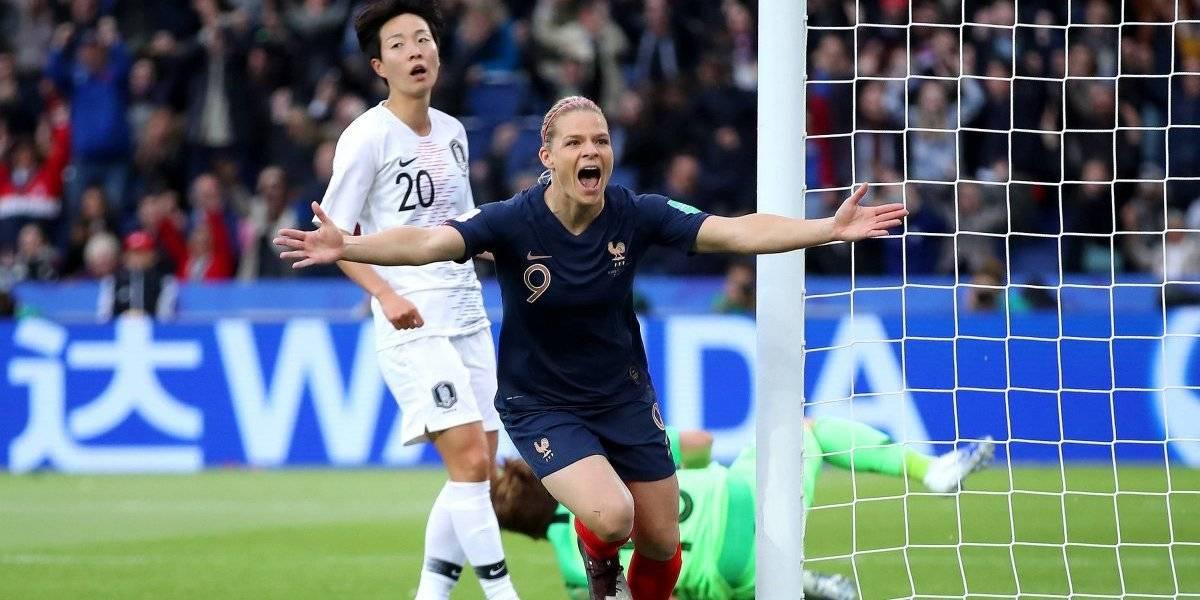 VIDEO: Eugénie Le Sommer marca el primer gol del Mundial Femenil 2019