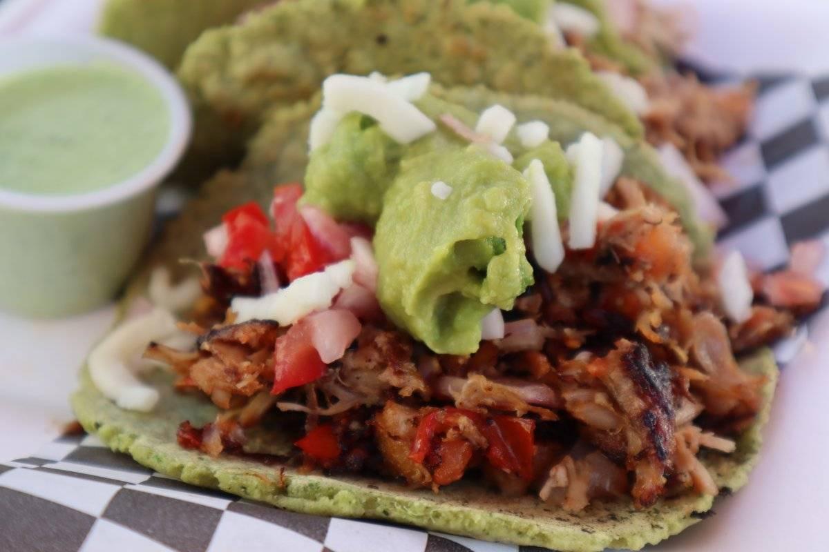 El plato más solicitado en Las Cucharas es la tortilla rellena de carnita l Fotos por Perla Alessandra Hernández