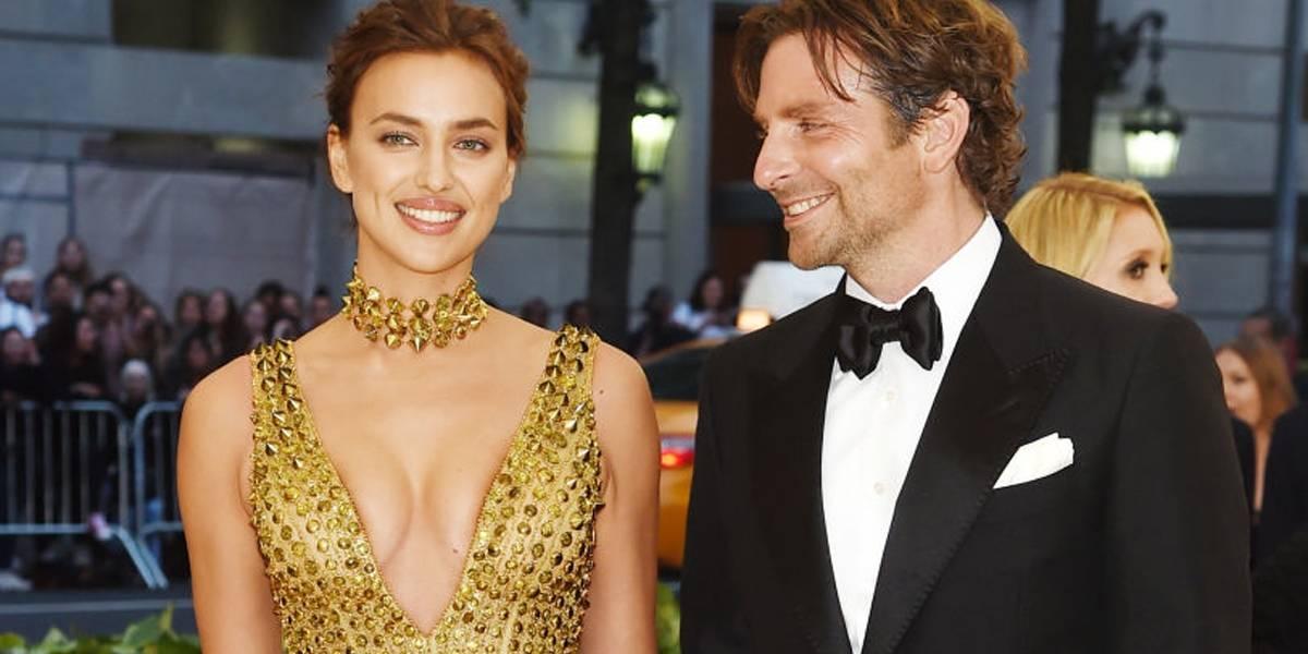 Não mais juntos e shallow now! Bradley Cooper e Irina Shayk se separam, diz revista