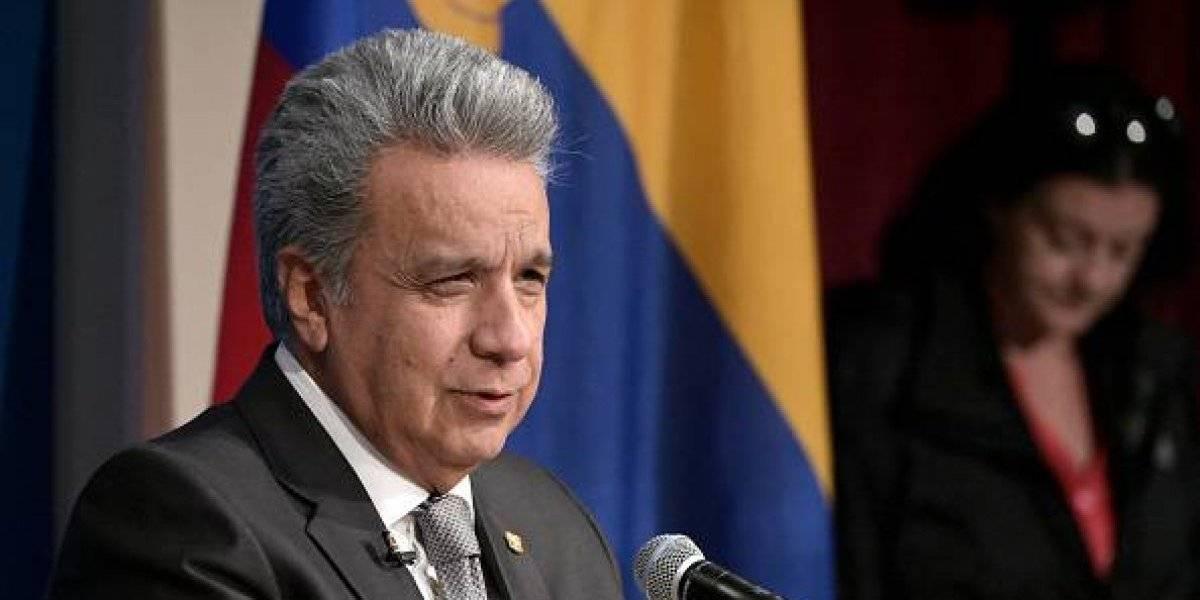 Lenín Moreno envía mensaje  a Álex Quiñonez tras clasificación a Juegos Olímpicos