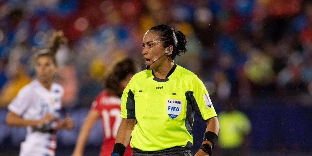 Lucila Venegas, la única mexicana que participará en el Mundial Femenino Francia 2019