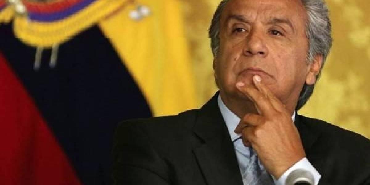 Fiscalía convoca a Lenín Moreno para que rinda versión en caso Ola Bini