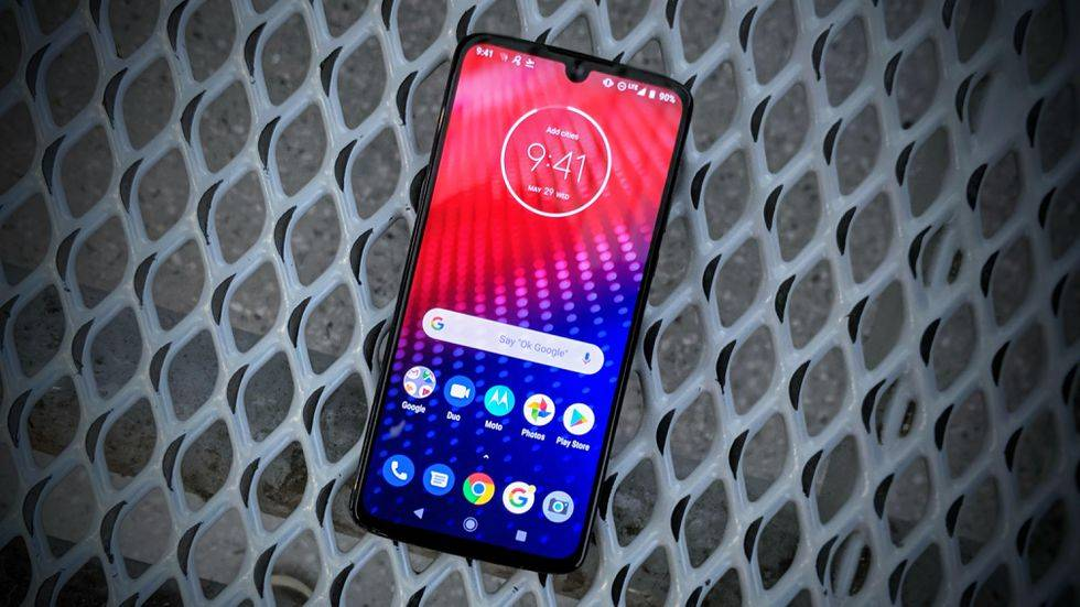 Motorola tiene en este momento el celular 5G más económico que puedes comprar