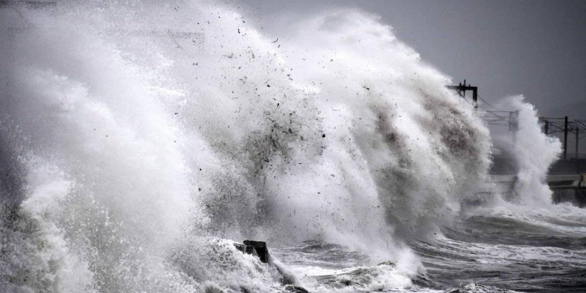 Mega olas destructivas en mar abierto: el misterioso fenómeno natural que investigadores chilenos intentan descifrar