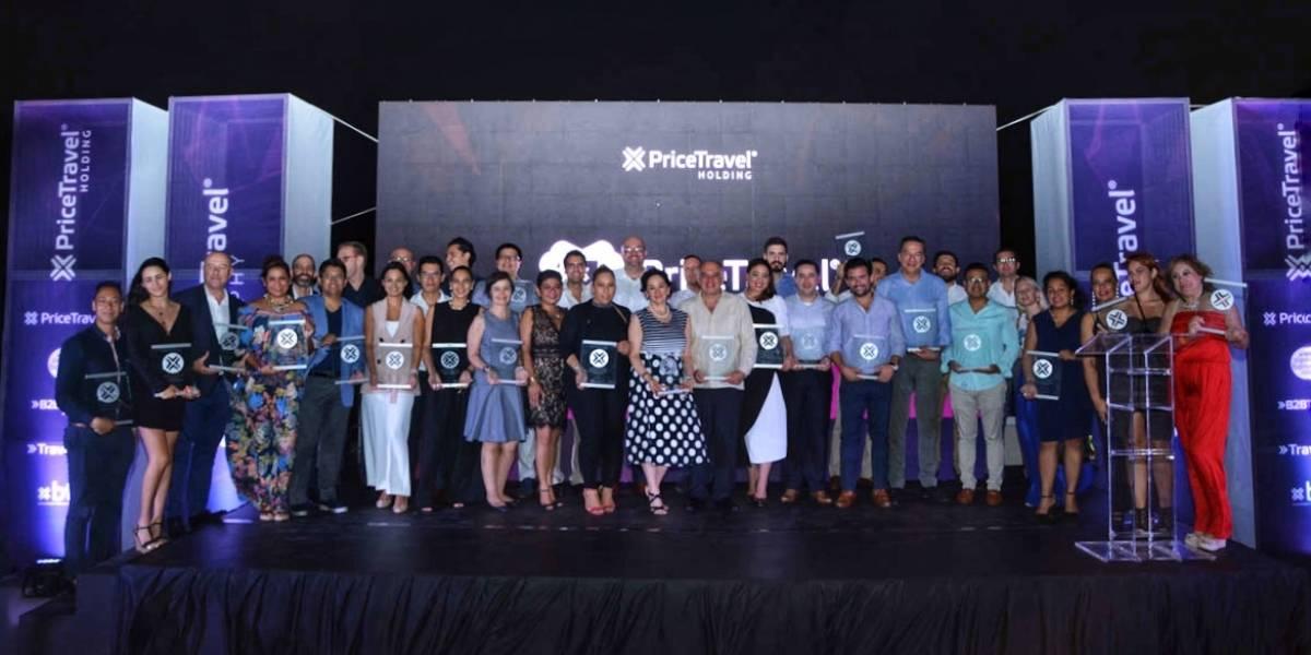 """Reconocen a RD """"Mejor Destino de Latinoamérica""""  los PriceTravel Trophy"""