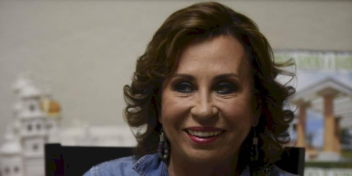 Sandra Torres se pronuncia tras su oficialización a segunda vuelta