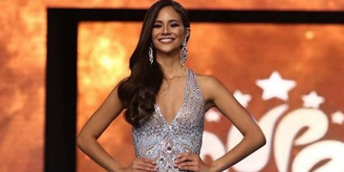 Las mejores vestidas de la preliminar de Miss Universe