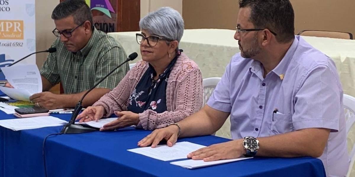 Asociación de Maestros demanda al secretario de Educación